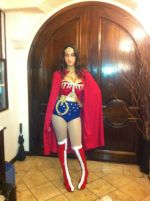 Zana the Wonder Woman