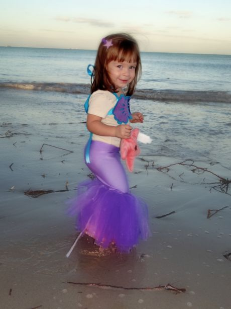 Angelina the Mermaid