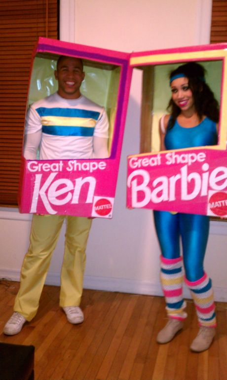 HOTT Barbie & Ken!!!