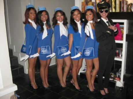 PanAm Girls