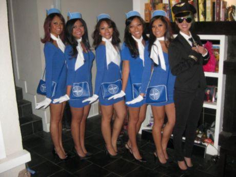 PanAm Girls