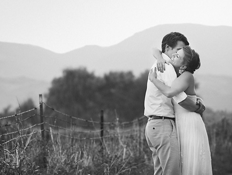 BHLDN Weddings: Jen & Ben