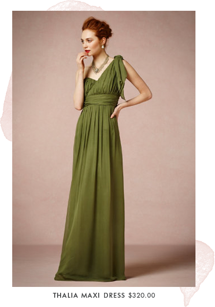 Thalia Maxi Dress