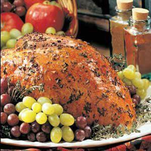 Herbed Turkey Breast
