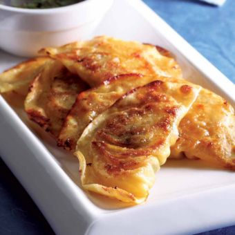 Ginger-Garlic Dipping Sauce