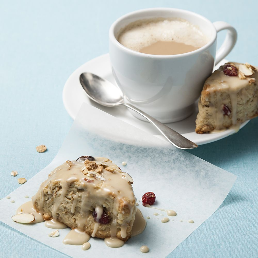 Maple Cinnamon Muesli Mini Scones Recipe : Target Recipes
