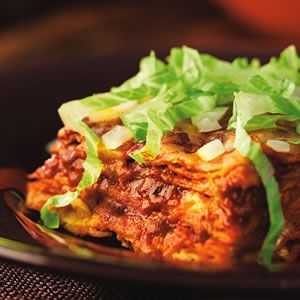 Cheese Enchiladas with Red Chili Sauce
