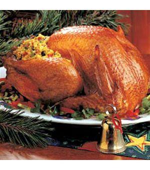 Turkey & Corn Bread Stuffing