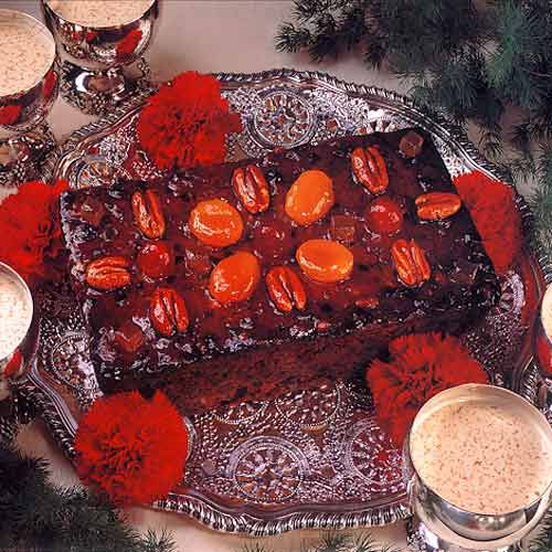 Winter Fruitcake