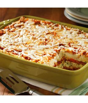 Buffalo Chicken Layered Mashed Potatoes