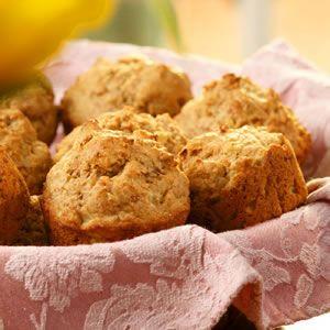 Savory Prosciutto Muffins