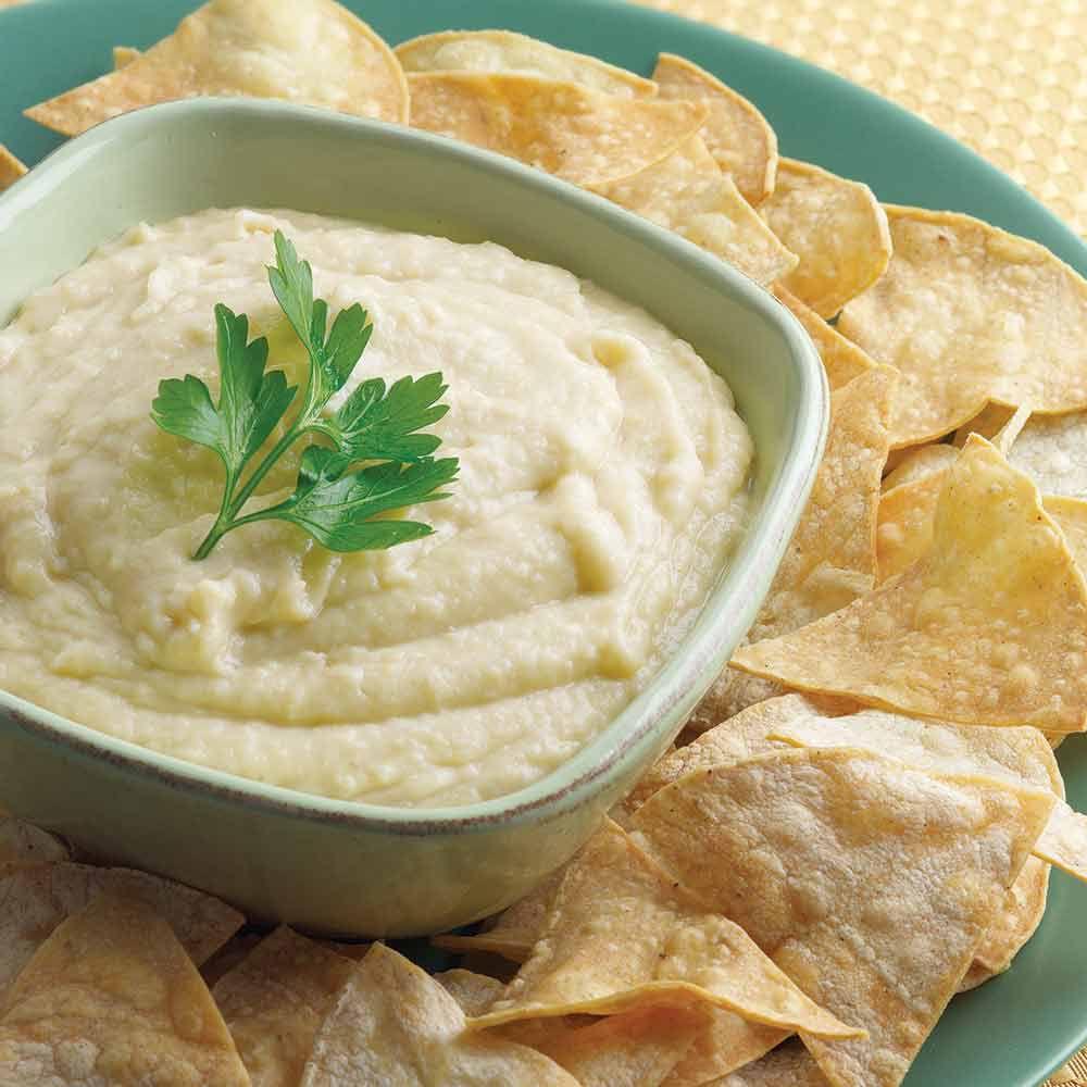 Garlic & White Bean Dip