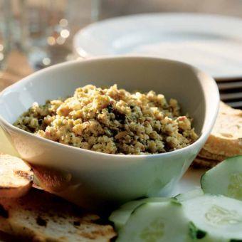 Green Olive & Almond Spread