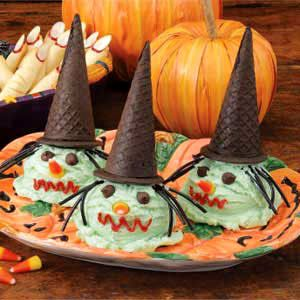 Bewitching Ice Cream Cones