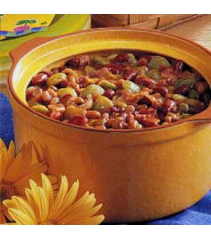 Sweet 'n' Sour Beans
