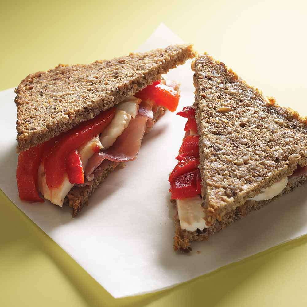 Totable Tea Sandwich