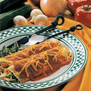 Zucchini Crepes