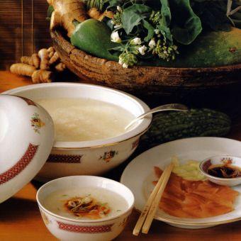 Chinese Rice Porridge
