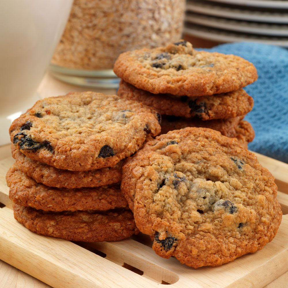Quick Oatmeal Cookies