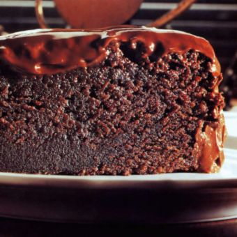 Mississippi Chocolate and Coffee Cake