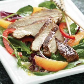 Five-Spice Chicken & Orange Salad