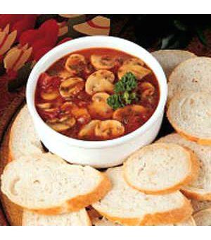 Garlic-Mushroom Appetizer