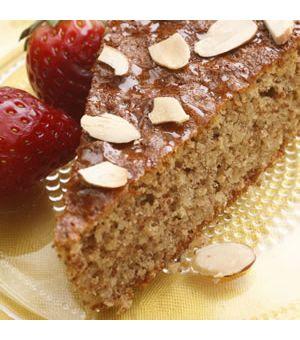 Flourless Honey-Almond Cake
