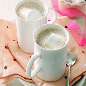 Maple Hot Chocolate