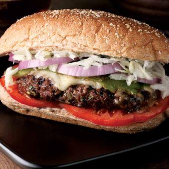 """""""Fajita"""" Burgers"""