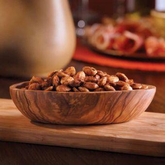 Spiced Spanish Almonds