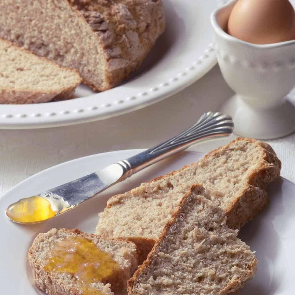 Whole-Wheat Irish Soda Bread