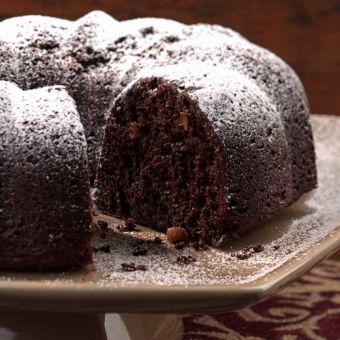 Essential EatingWell Chocolate Bundt Cake