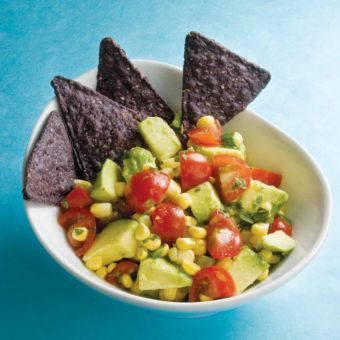 Avocado & Corn Salsa