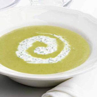 Garden Fresh Asparagus Soup