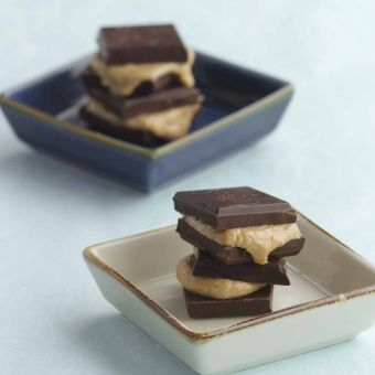 Chocolate & Nut Butter Bites