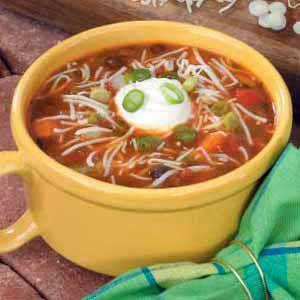 Veggie Black Bean Stew