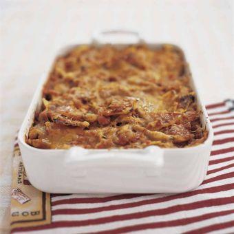 Easy Tortilla Casserole