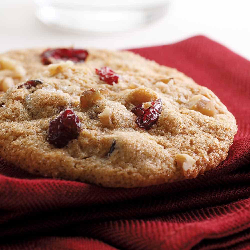 Cranberry-Orange-Nut Cookies