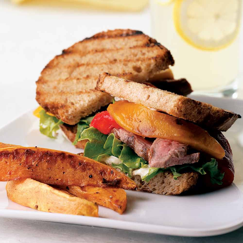 Bistro Flank Steak Sandwich