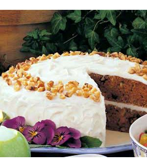 Pineapple Carrot Cake