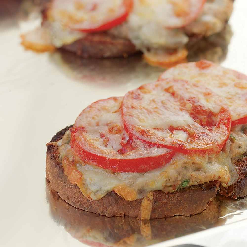 The EatingWell Tuna Melt