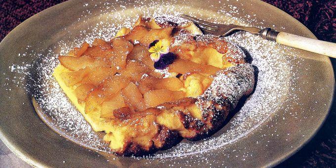 German Baked Pancake