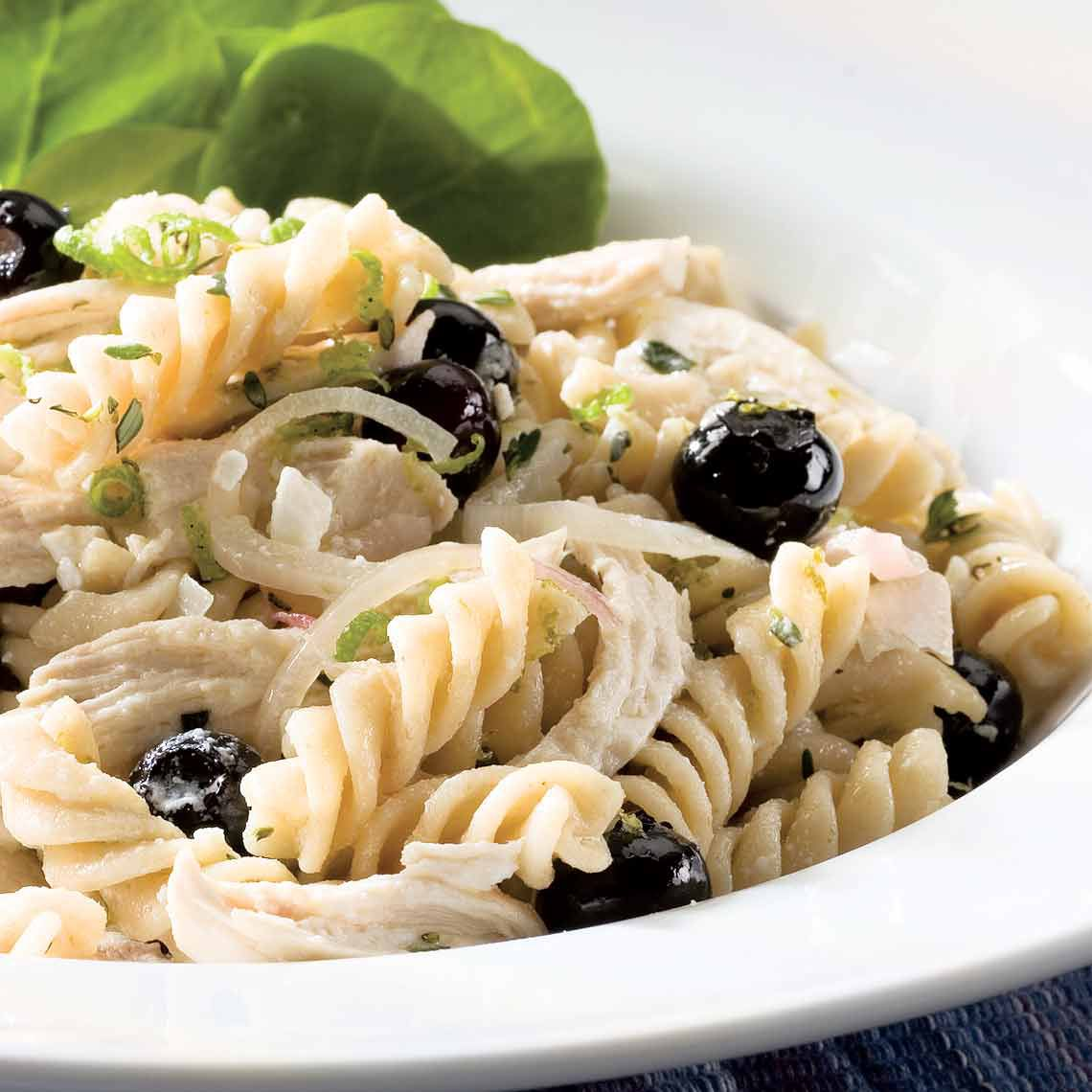 Chicken & Blueberry Pasta Salad