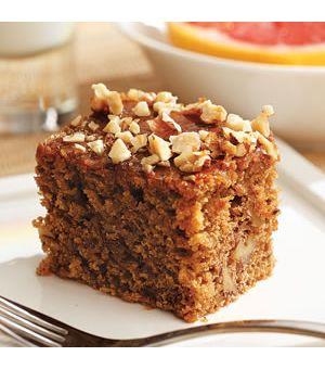 Greek Walnut Spice Cake