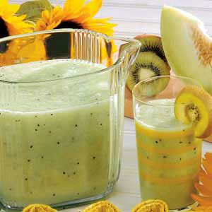 Honeydew Kiwi Cooler
