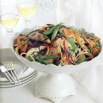 Spiced Lime Chicken Salad