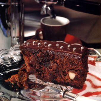 Jurassic Chocolate Cake