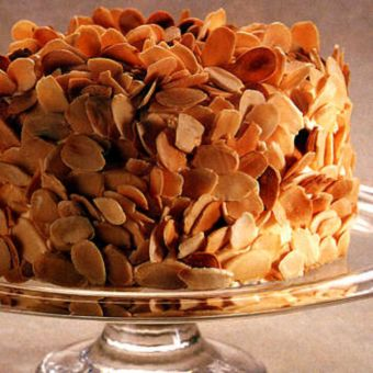 Rich Almond Cake