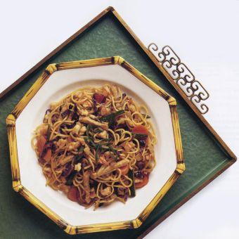 Filipino-Style Noodles