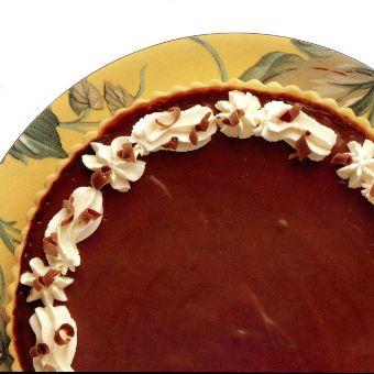 Black Bottom-Java Cream Tart